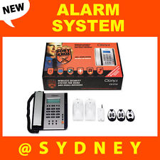NEW FORT KNOX Wireless Security ALARM Home Office CX218