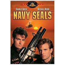 NAVY SEALS / RED DAWN - 2 DVD 2 FILM SET - CHARLIE SHEEN & PATRICK SWAYZE