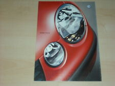 35316) VW Polo 9N Polen Prospekt 2002