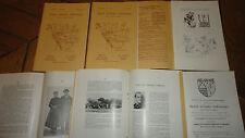 Subiet SOCIETE  FOLKLORIQUES DU CENTRE OUEST - LE SUBIET - TOME XIII -1979