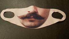 Funny  Lustig Schutz für Mund + Nase Maske Stoffmaske  wiederverwendbar wasch