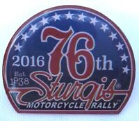 Sturgis Harley Davidson Patch Sturgis South Dakota 2017 .77th Black Hills Rally