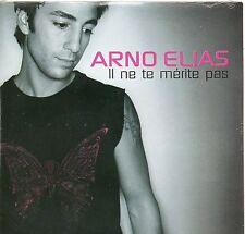 CD CART 1T ARNO  ELIAS   ( IL NE TE MERITE  PAS   ) TRES BON ETAT   DE 2001