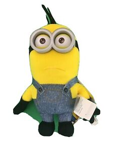 """NEW Minion """"KEVIN"""" Plush Despicable Me Stuffed Toy Figure Doll 6"""" Thinkaway Toys"""