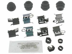 For 2011-2016 Scion tC Brake Hardware Kit Front AC Delco 73487QR 2012 2013 2014