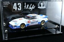 ALLAN MOFFAT 1:18 BIANTE MAZDA  RX7 ATCC ACRYLIC DISPLAY CASE (CAR NOT INCLUDED)