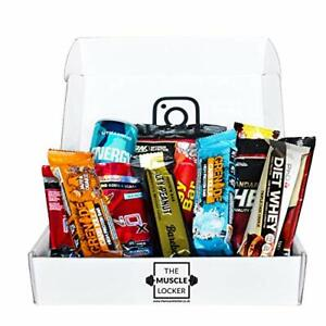 Protein bar Snack Box whey Protein Isolate Protein Cookies Healthy Snacks Low