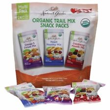 Nature's Garden Organic Trail Mix Snack Packs Multi pack 28.8 oz (1.2 oz x 24)