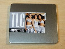 TLC/Greatest Hits/2009 CD Album/Steel Box Collection