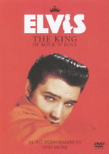 ELVIS PRESLEY-ELVIS THE KING OF ROCK & ROLL-JAPAN DVD I98