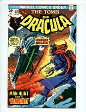 Tomb of Dracula #20 (1974) High Grade NM- 9.2