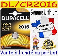 Piles DURACELL SR41W D392 G3 - Vente aussi : CR2032 CR2025 CR2016 CR1620 CR2430