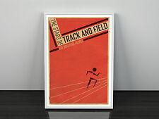 Stars Of Track and Field Belle and Sebastian inspired Art Print