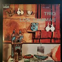 "Trio Los Chamas ""Self-Titled"" Vinyl Record LP [Peruana] *** RARE ***"