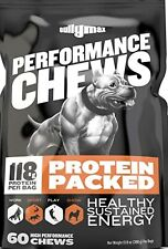 3 X Bully Max Performance Chews 60 Pieces