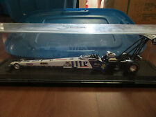 Collectible top fuel 1:24 racing dragsters