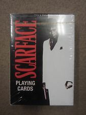 New listing Scarface Tony Montana Playing Cards w/ Free Shipping