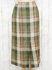 Leinen & Wolle RESI HAMMERER ❤ Damen Trachten Rock Gr. 42 Skirt Jupe Gonna