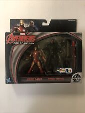 Marvel Age Of Ultron 2pack Nick Fury Iron Man Toys R Us Exclusive (2015) 3.75
