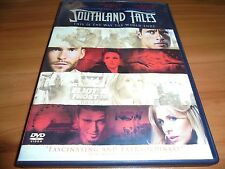 Southland Tales (DVD, Widescreen 2008) Sarah Michelle Gellar, The Rock Used