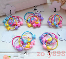 Wholesale Cute 20x Girls Hairband Hair Rope Beauty Scrunchie Bracelet Random