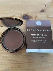 "Fashion Fair Perfect Finish® Cream Makup BNIB ""JAVA"" 4459"