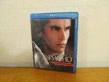 American Psycho (Blu-ray Disc, 2007, Uncut Edition) - I combine shipping