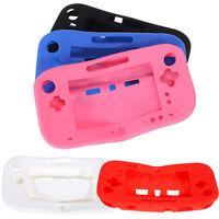 Silicone TPU Case Cover Skin Protector for Nintendo Wii U GamePad Controller NEW