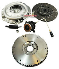 GF CLUTCH KIT+ HD FLYWHEEL 89-90 JEEP COMANCHE CHEROKEE WRANGLER 4.0L 4.2L 6CYL