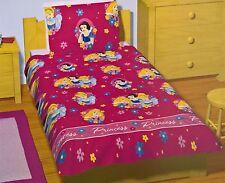 ~ Disney Princess - Single Bed Room Doona Quilt Duvet Cover Set Twin (R)