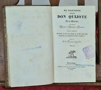 DON QUICHOTTE DE LA MANCHA. CERVANTES. LUTIN. GORCHS. TOMO III. 1832.