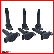 6 x Ignition Coil for Toyota Kluger MCU28R Lexus RX330 RX400h 3.3L 3MZFE