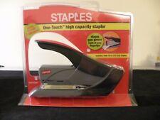 Staples One Touch High Capacity Stapler 2 60 Sheets 1000 Staples New