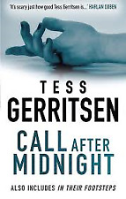 Call After Midnight / In Their Footsteps by Tess Gerritsen Large Paperback