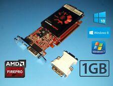 1GB 128-Bit HP PAVILION SLIMLINE Low Profile Half Height Video Graphics Card