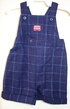New With Tags Janie and Jack London Adventure Shortall ~ Boys Size 0-3 Month