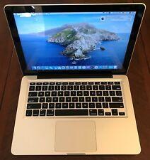 MacBook Pro Mid 2012 Intel I5 2.5GHz 8GB RAM 240 SSD Webcam OS Catalina *51