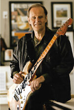 Walter Trout signed 8x12 inch picture autograph