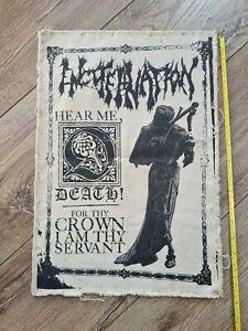 Encoffination XL back patch Patch Death Doom Metal