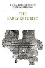 The Cambridge History of Classical Literature: Volume 2, Latin Literature, Part