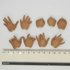 1/6 Scale HOT Male Hands Set Kung Fu Series TOYS