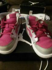 Nike Air Jordon 1 Mid Flex 554727-609 Shoes Size 8C Toddler