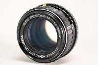 Asahi Pentax smc Pentax-M 1:1.4 50mm Lens *As Is* #X011g