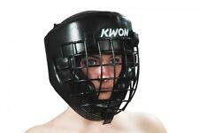 Kwon Kopfschutz mit schlagfestem Eisengitter. Escrima, Wing Tsun, MMA, Aikido
