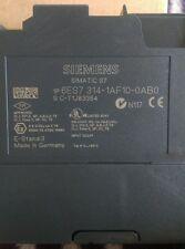 SIEMENS SIMATIC S7 6ES7 314-1AF10-0AB0 6ES7 3141AF100AB0 6ES73141AF100AB0 CPU