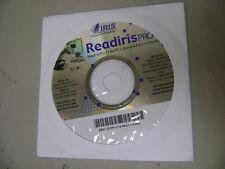IRIS READIRIS PRO 11 WINDOWS SCAN-CONVERT-SHARE OCR SCANNING SOFTWARE 11.5 MAC