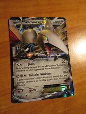 PL Pokemon SKARMORY EX Card XY X and Y Base Set 80/146 Ultra Rare Holo 170 HP