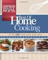 America's Family Favorites: Best of Home Cooking by Parragon Books