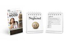 Fred & Friends The Daily Mood Desktop Flipchart 47 Emotions Fun Desk Office Gift