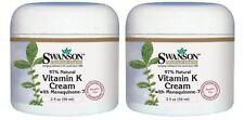 2 X High POTENT Vitamin K Cream Rosacea Capillary Thread SPIDER Varicose Veins